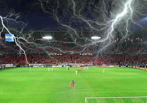 Lightning strike kills football coach in Bulgaria