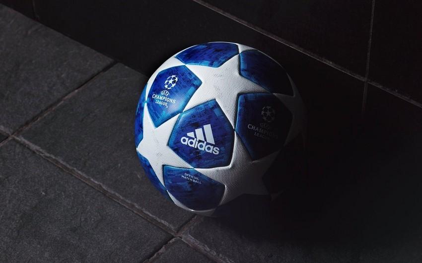 Çempionlar Liqasının yeni mövsüm üçün topu təqdim olunub