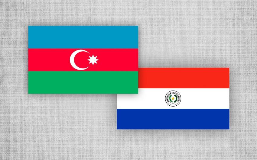 Azərbaycan və Paraqvay XİN başçıları arasında məktub mübadiləsi həyata keçirilib