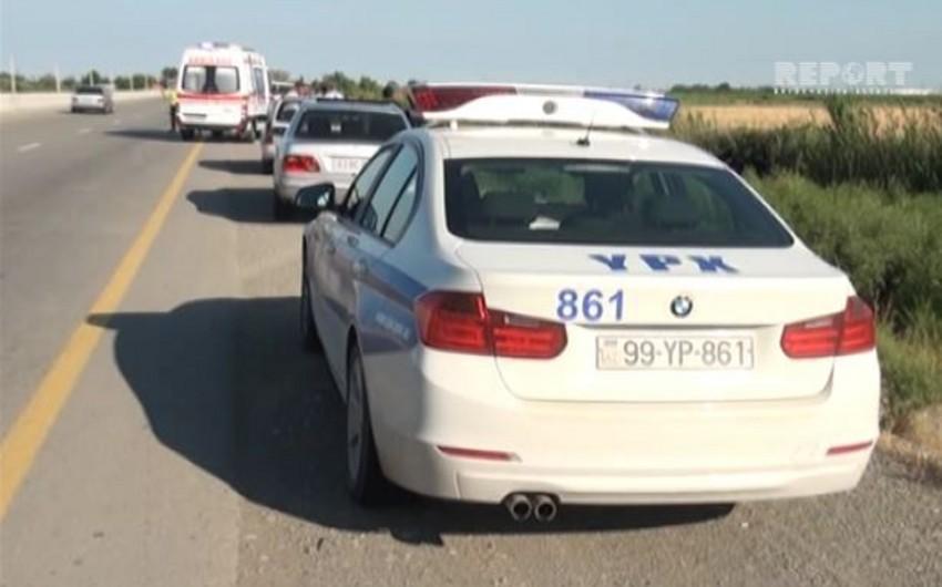 Kürdəmirdə maşının aşması nəticəsində yaralanan 5 nəfərin şəxsiyyəti məlum olub - VİDEO - YENİLƏNİB-2