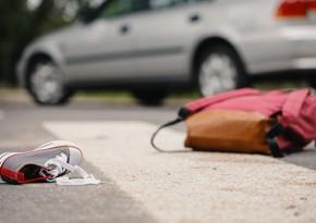 В Хачмазе автомобиль сбил 12-летнего подростка