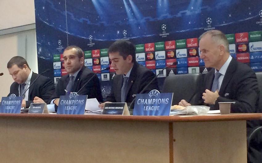 """""""Neftçi""""nin prezidenti UEFA nümayəndələri üçün seminarda iştirak edəcək"""