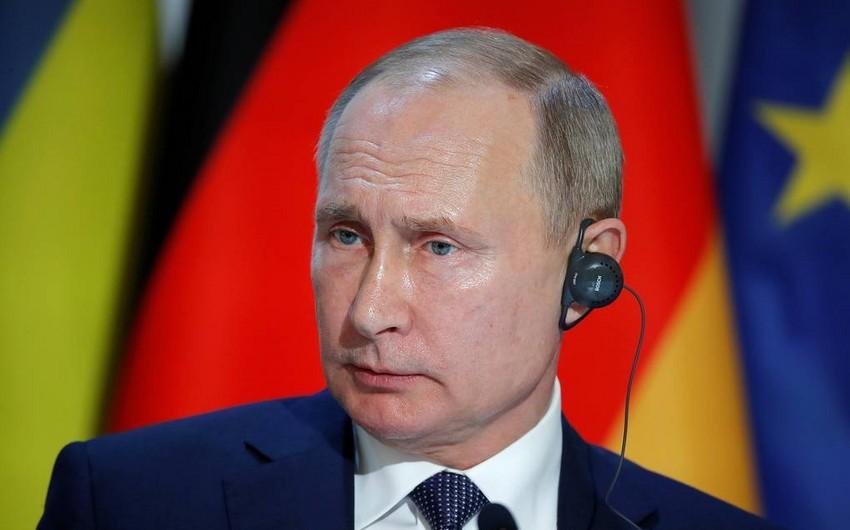 Putin: Berlində öldürülən Gürcüstan vətəndaşı Moskva metrosundakı partlayışların təşkilatçısı idi