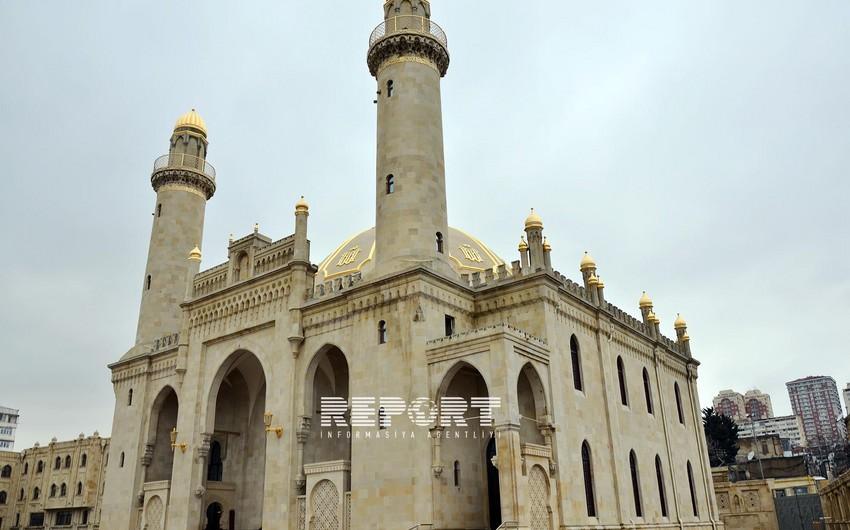 Ramazan fətvasının tələblərini pozan din xadimi işdən azad edilib