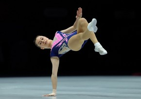 Dünya çempionatı: Gimnastımız çıxışını başa vurdu - YENİLƏNİB