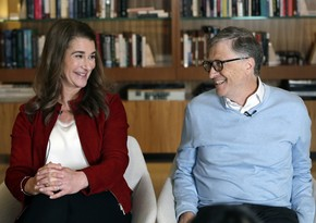 How much money will Bill Gates' wife get after divorce?