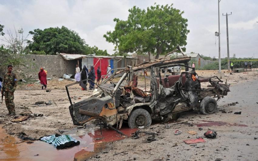 В Сомали при нападении боевиков погибли по меньшей мере 17 военных