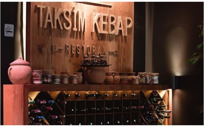 """""""Taksim kebap"""" restoranı cərimələndi - TAM SİYAHI"""