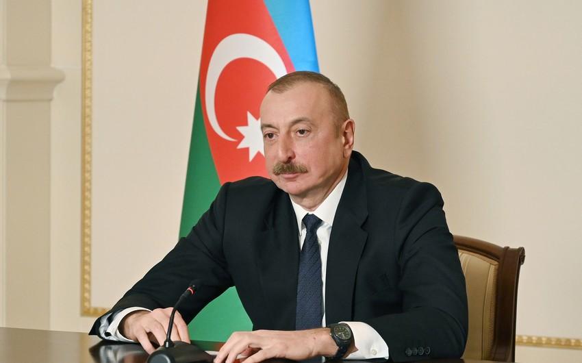 Britaniya qəzeti Prezident İlham Əliyevin mətbuat konfransından yazdı