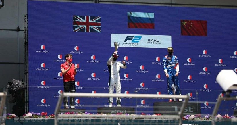 Formula 2: First sprint race winner announced - UPDATED
