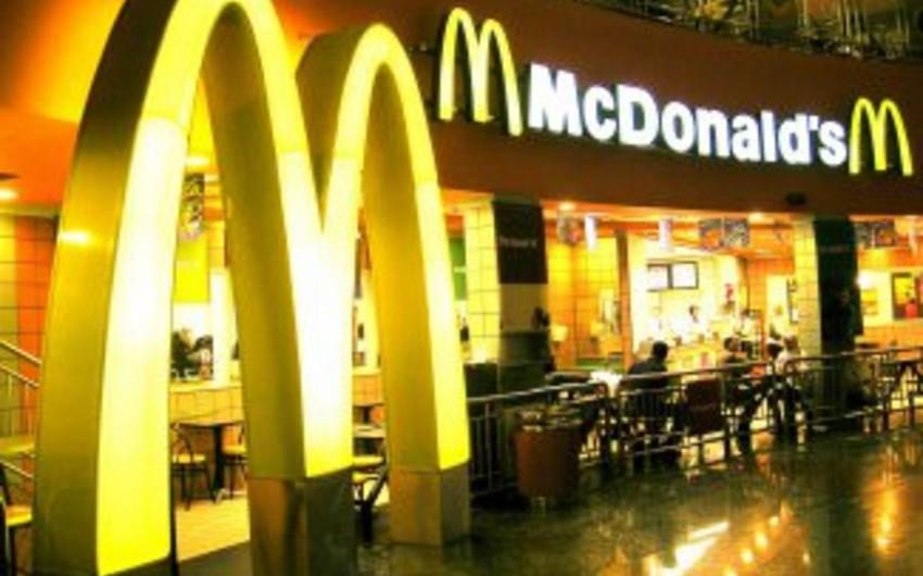 Moskvada dörd McDonald's restoranı bağlanıb