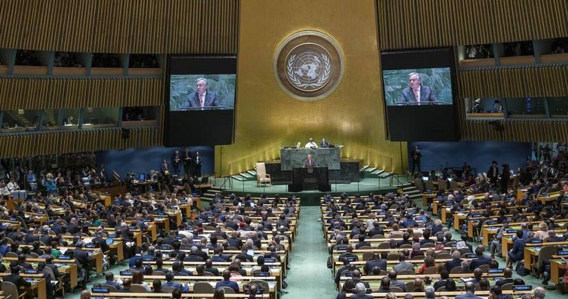 ООН работает над развертыванием миссии по разминированию в Карабахе