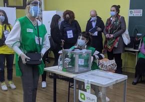 Gürcüstanda parlament seçkilərinin ilkin rəsmi nəticələri açıqlanıb