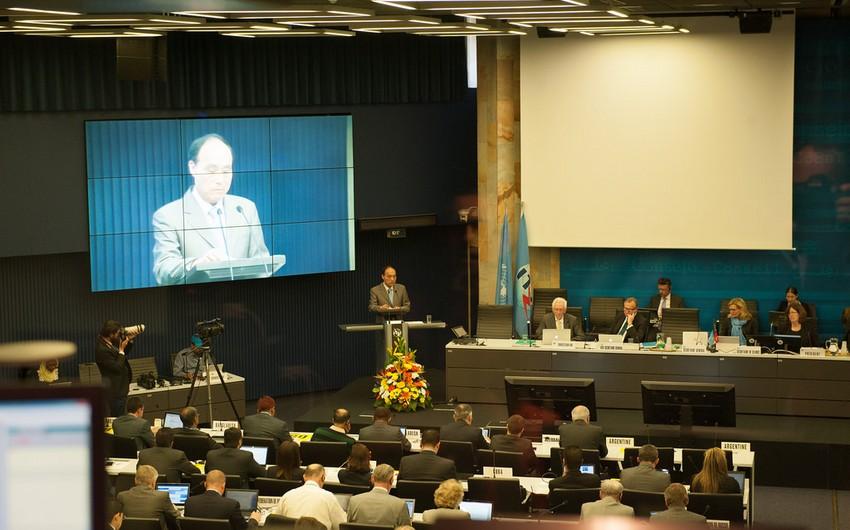 Azərbaycan Cenevrədə ITU-nun Şurasının toplantısında iştirak edib