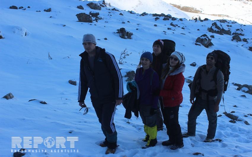 Qusarda buzadırmanma üzrə ölkə çempionatı keçirilib - FOTO