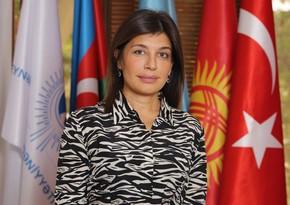 Глава Фонда Тюркской Культуры приняла участие на международном онлайн форуме