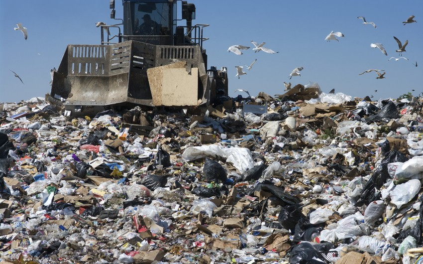 Eight regional landfills for waste to be established in Azerbaijan