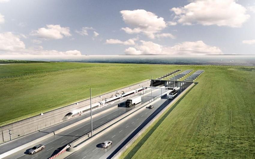 Almaniya Danimarkaya 8 mlrd. dollarlıq tunelin inşa planını təsdiq edib