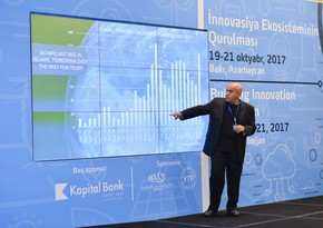 """""""Global Innovation Catalyst"""" şirkətinin qurucusu və sədri Kəmran Elahian"""