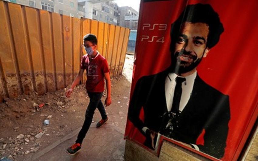 Misirdə Məhəmməd Salahın maskası ilə cinayət törədənlər yaxalandılar