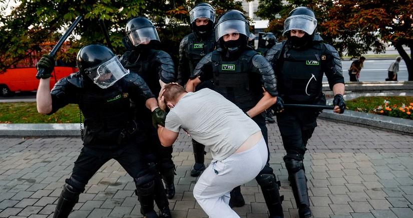 Belarusda seçkisonrası ümumilikdə 64 jurnalist saxlanılıb
