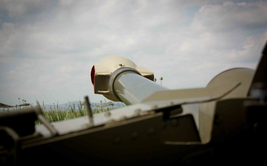 Armenians violated ceasefire 120 times a day