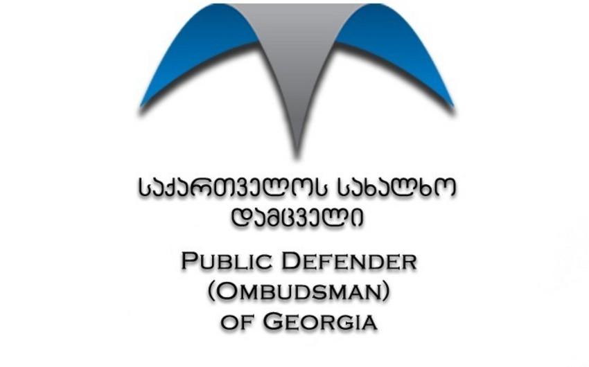 Gürcüstan ombudsmanının diskriminasiya ilə bağlı mandatı genişləndirilib