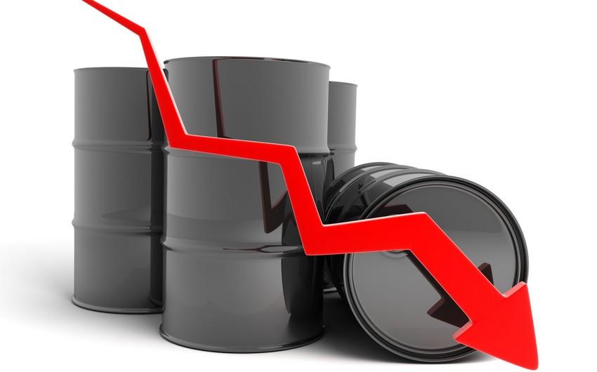 Azərbaycan neftinin qiyməti 85 dollardan aşağı düşüb