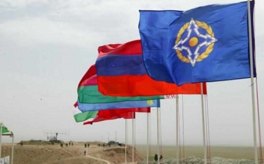 Rəsmi Yerevan: Ermənistanın KTMT-dən çıxmaq niyyəti yoxdur