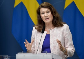 Swedish FM to visit Azerbaijan
