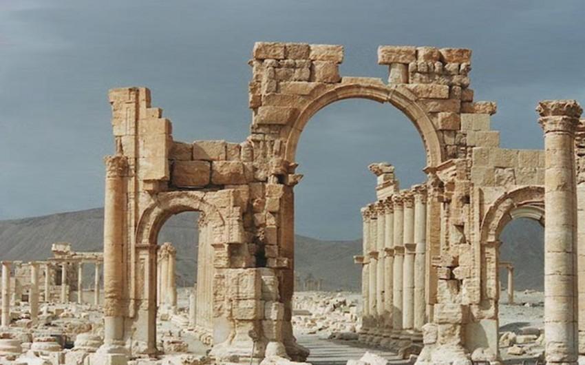 İŞİD qədim Palmira şəhərini ələ keçirib