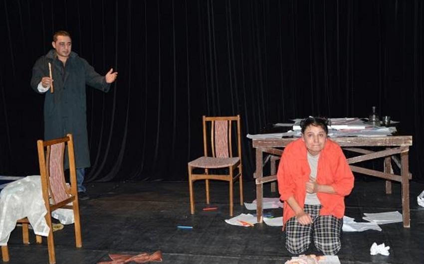 Gənc Tamaşaçılar Teatrı İrana qastrol səfərinə gedir