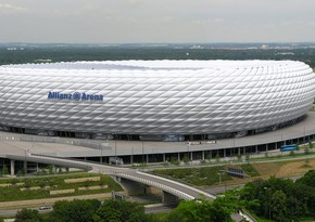 Weeds spotted growing in Bayern Munich's Allianz Arena - PHOTO