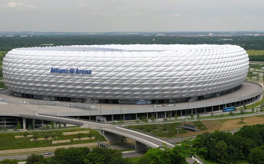 AVRO-2020-nin oyunlarının keçiriləcəyi stadionu alaq basdı - FOTO