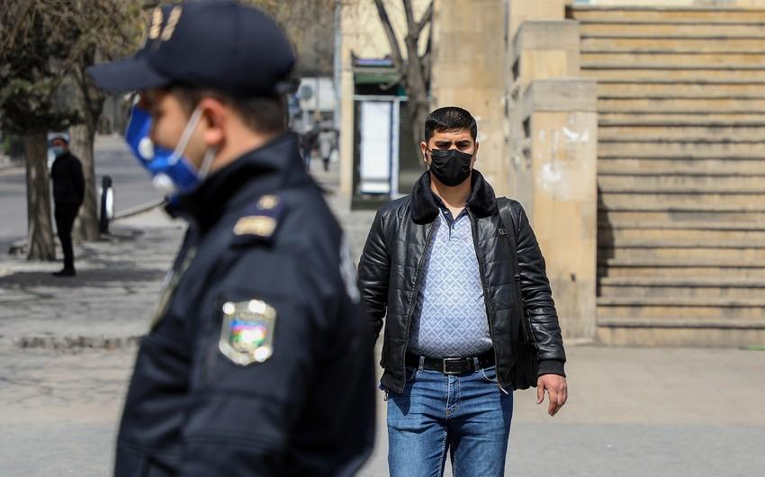 Milli Məclis maskaya görə cərimələrin yenidən artırılmasını təsdiqlədi