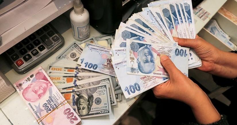 Turkish lira renews anti-record to US dollar