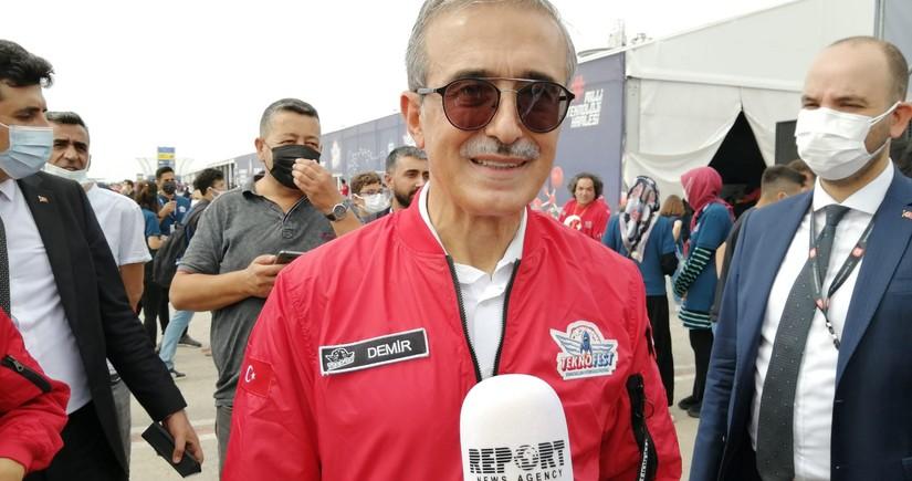 İsmail Dəmir: Azərbaycanla müdafiə sənayesi sahəsində əməkdaşlığımız davam edir