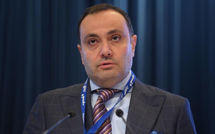 KİV: Nikol Paşinyan Ermənistanın Rusiyadakı səfirini dəyişir