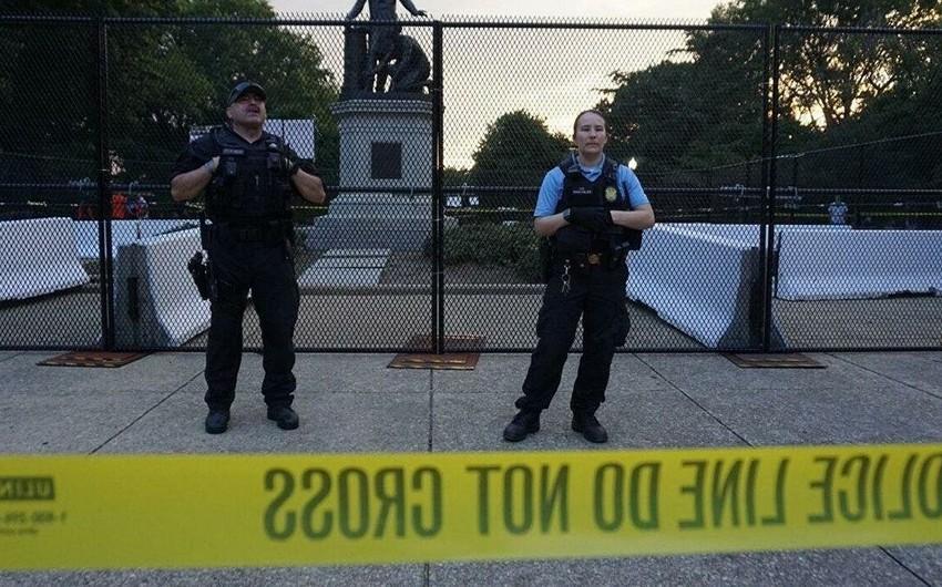 В Вашингтоне обезврежено взрывное устройство