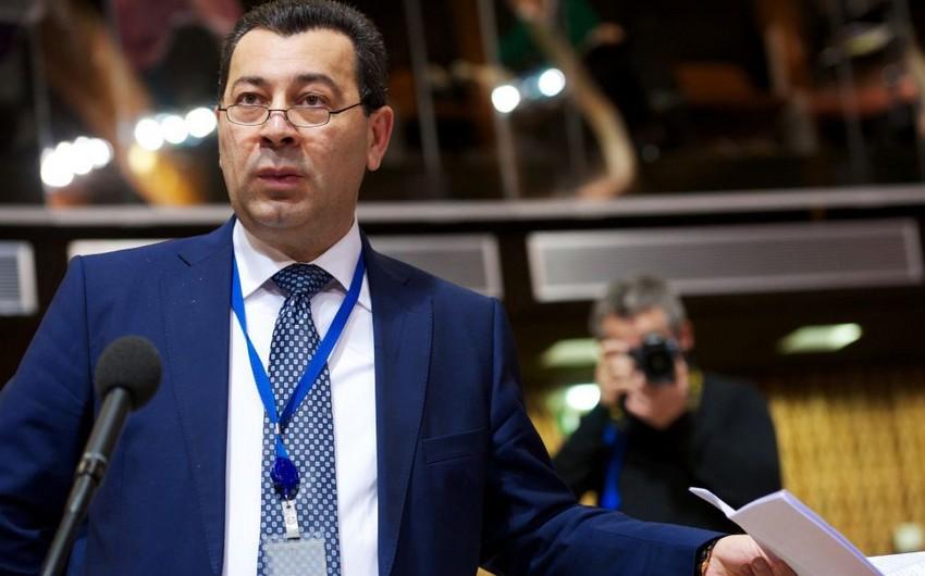 Самед Сеидов принимает участие на заседании мониторингового комитета ПАСЕ в Париже