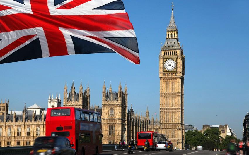Böyük Britaniyada  -