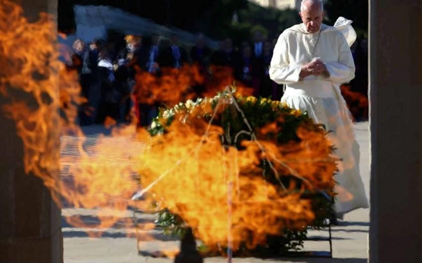 Элин Сулейманов: Визит Папы Римского в регион знаменателен
