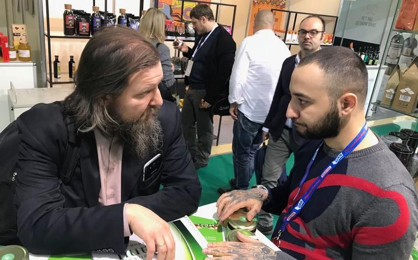 Banu Organic Moskvada PRODEXPO-2018 sərgisində Azərbaycanı təmsil edib