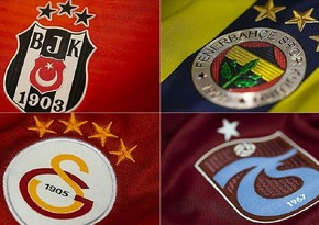 Türkiyənin aparıcı klublarının borcları və ziyanları açıqlandı