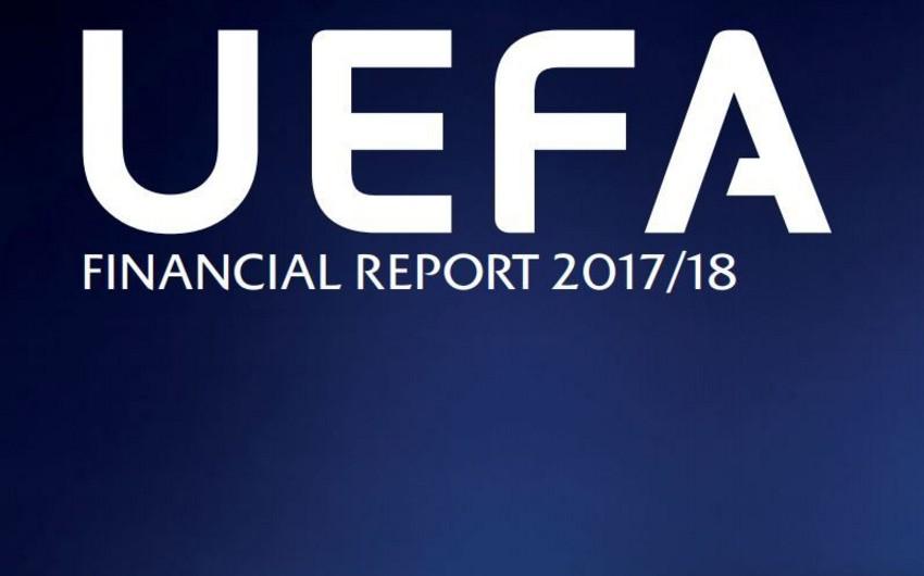 UEFA-nın 2017/2018 mövsümündə Azərbaycana ayırdığı vəsaitin məbləği açıqlanıb