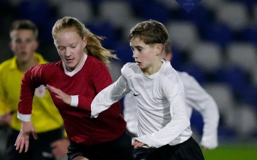 Женщина станет игроком мужского футбольного клуба