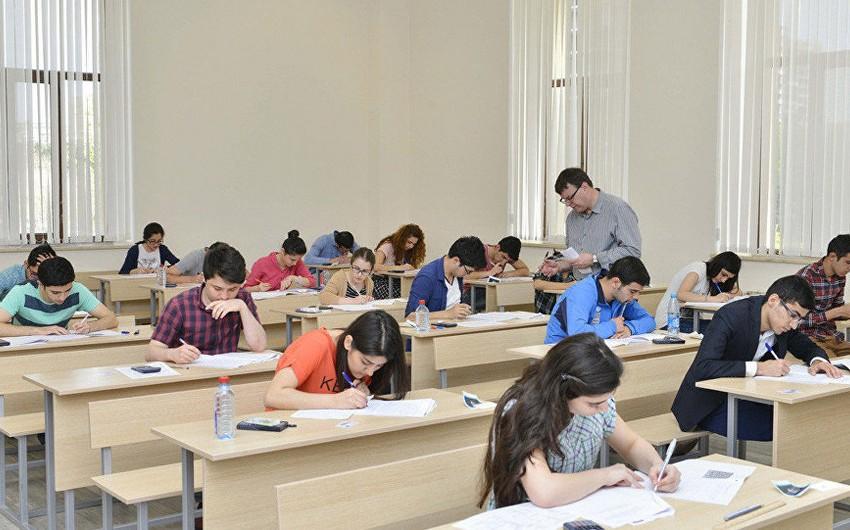 Bu gün Azərbaycan dili fənni üzrə ikinci imtahan keçiriləcək