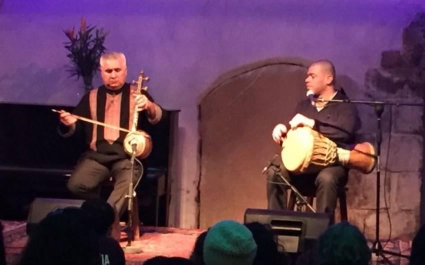 Israel hosts a mugham concert