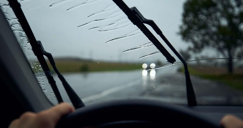 Завтра в Азербайджане ожидаются дожди, сильный ветер