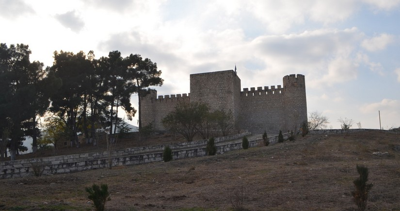 Ağdamın Şahbulaq kəndi